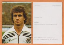 West Germany Rainer Bonhoff Borussia Monchengadbach 40